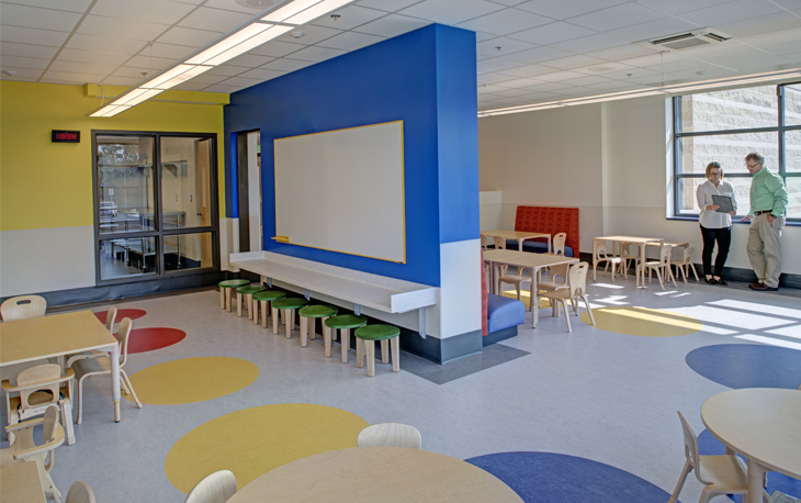 Maryland School For The Blind Early Learning Center